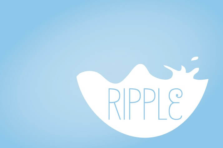 Ripple Logo Design