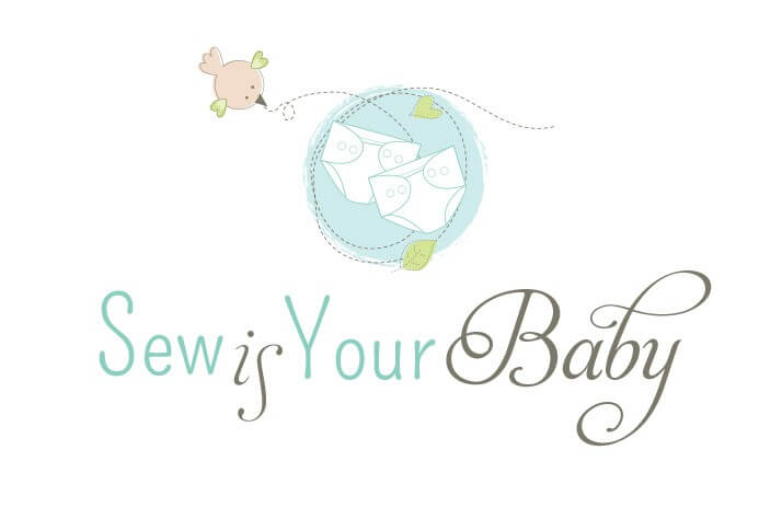 Logo Portfolio: Sew is Your Baby
