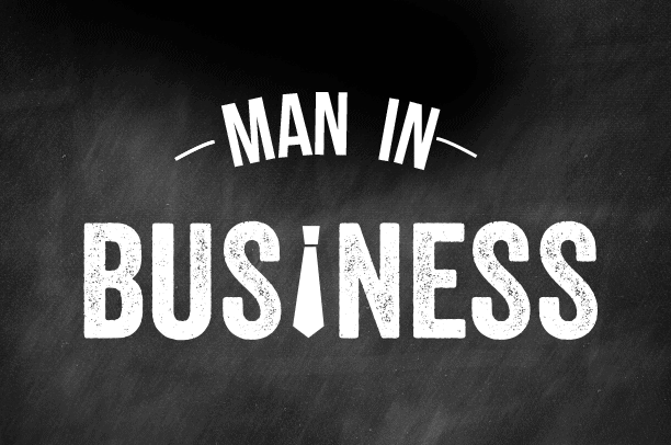 Man in Business