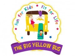 The Big Yellow Bus Baby Logo Design