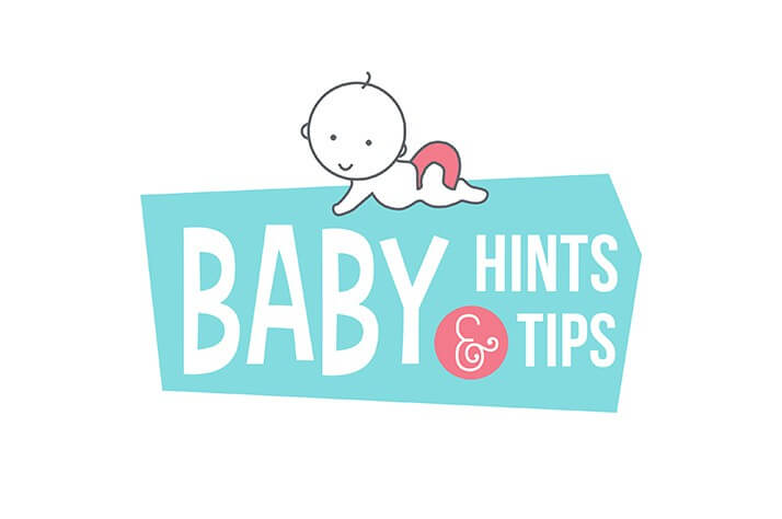 Baby Hints & Tips Logo Design