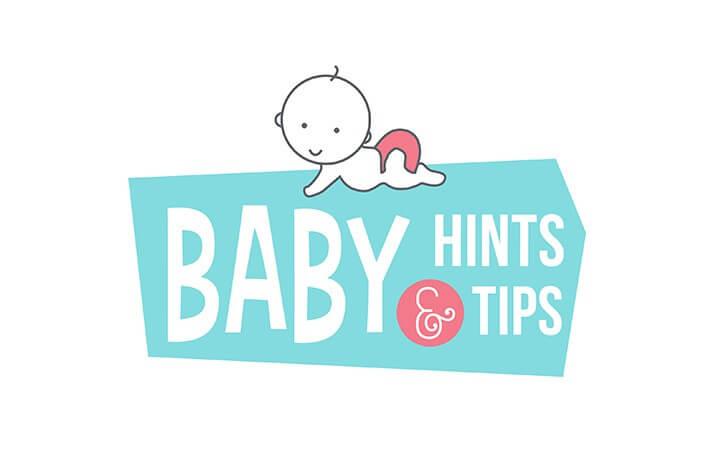 Baby Hints & Tips Logo Design
