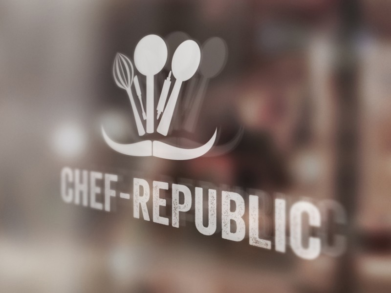 Chef Republic Logo Design