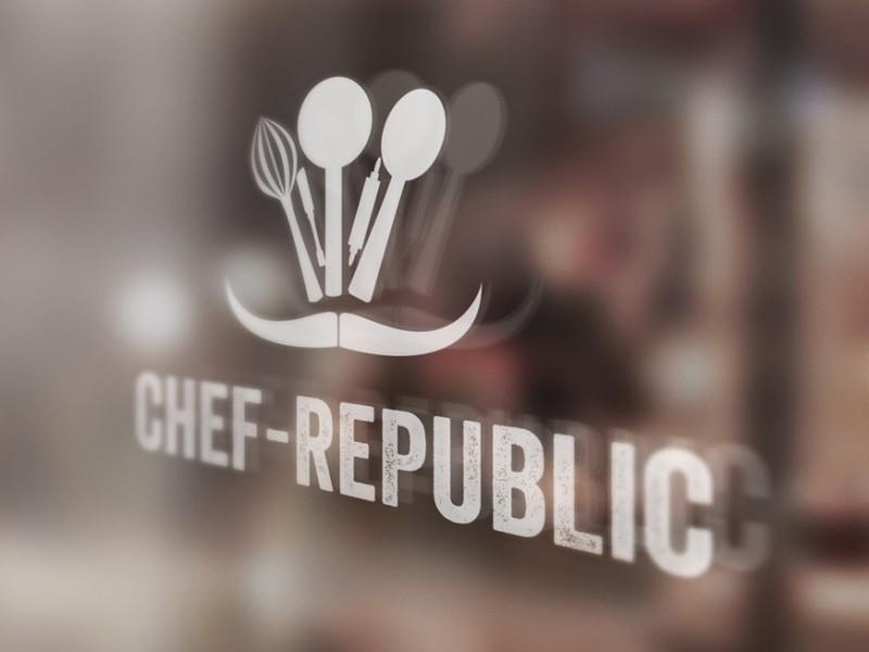 Chef Republic Logo Design