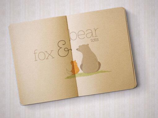 Fox & Bear Tots