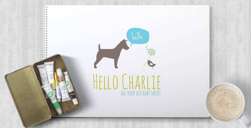 HELLOCHARLIE_LOGO_DESIGN