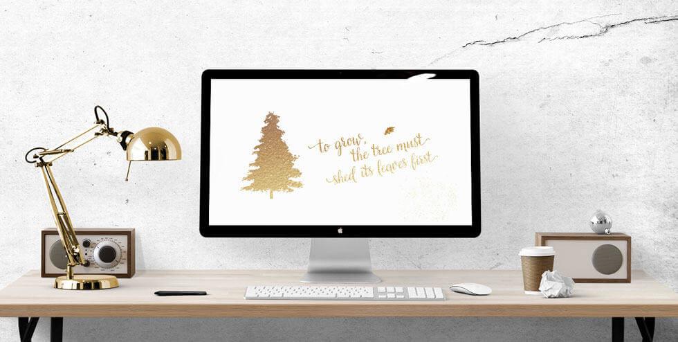 Free March Autumn Desktop Wallpaper