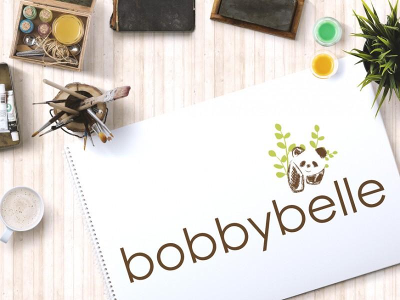 Bobbybelle Logo Design