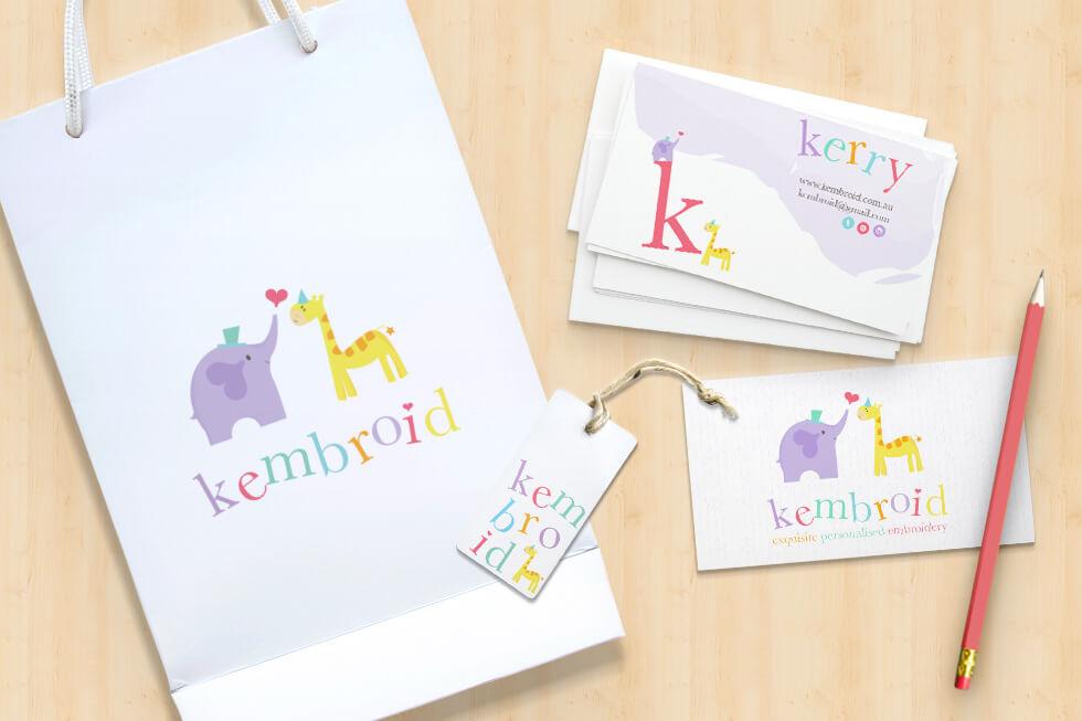 Kembroid Brand Design