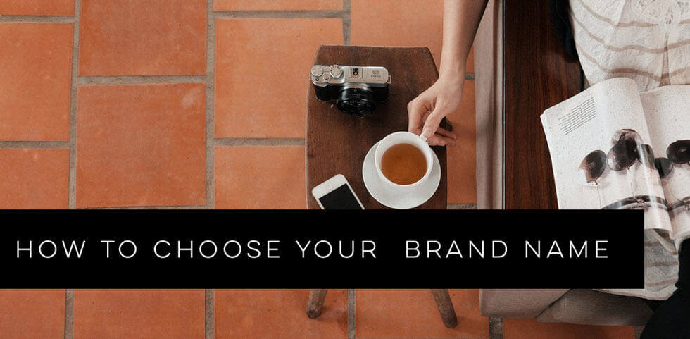 How to Choose your Brandname