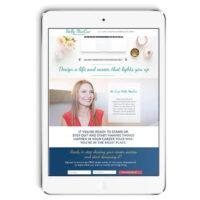 Holly MacCue WordPress Site
