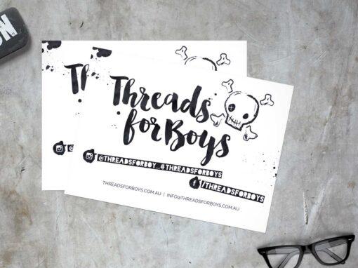 Threads For Boys