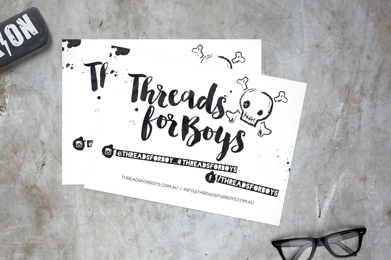 Threads For Boys