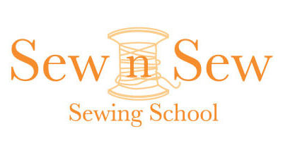 Sew n Sew Logo Redesign, Rebrand + Website Design