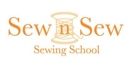 Sew n Sew Logo Redesign, Rebrand + Website Design