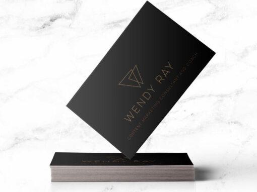 Wendy Ray Logo Design & Branding