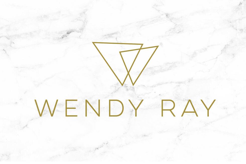 Wendy Ray Digital Marketing Coach Logo Design