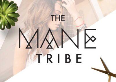 The Mane Tribe Branding