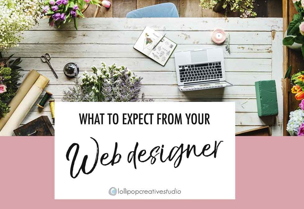What to expect and Not to Expect from your web designer