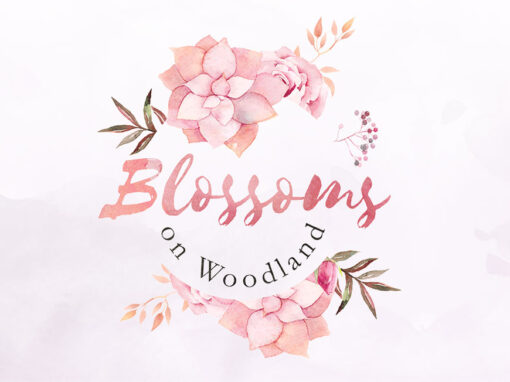 Blossoms On Woodland