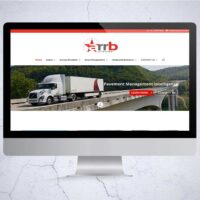 Arrb System Website Design