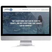 Business Website Design - Stellae Consulting