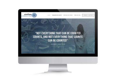 Business Website Design – Stellae Consulting