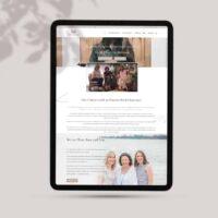 Birthing Instincts HypnoBirthing Logo, Branding & Website Design
