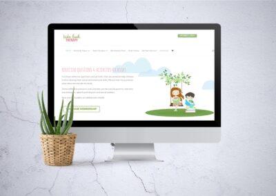 Kids Book Therapy – Educational and Developmental  Membership Website