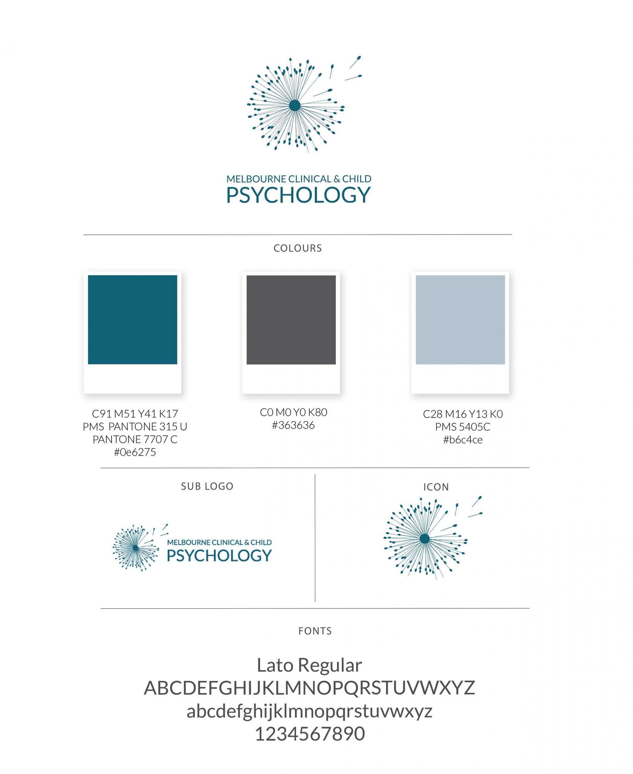 mccp logo design for melbourne psychologist