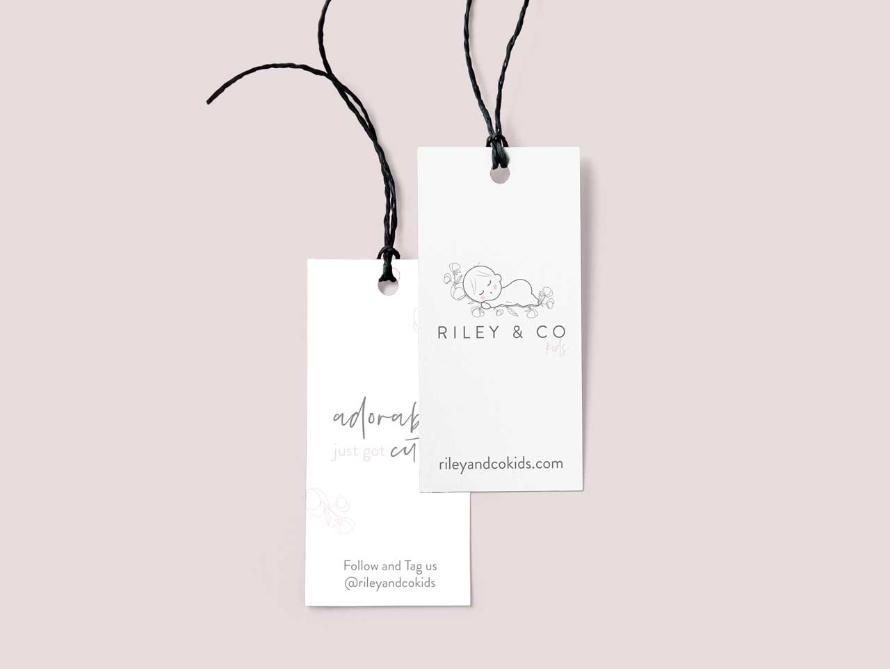 Riley-and-Kids-Co-children-online-brand-clothing tag