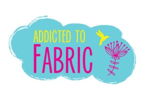 Graphic Design Portfolio: Addicted to Fabric Logo