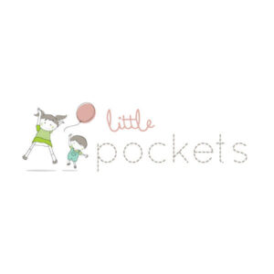 Graphic Design (Logo & Website) Portfolio: Little Pockets
