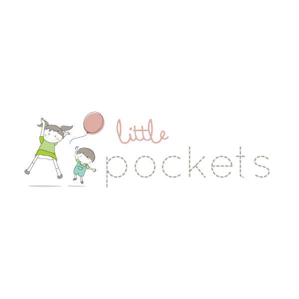 Graphic Design (Logo & Website) Portfolio: Little Pockets
